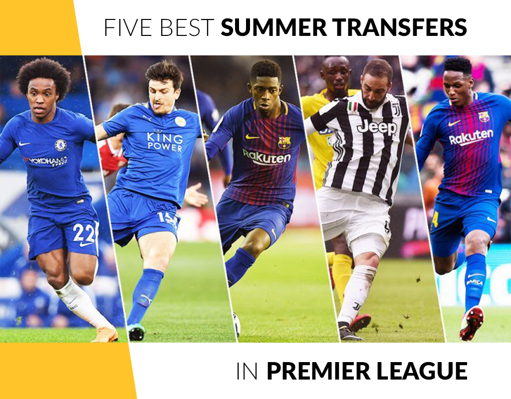 Best summer transfers in soccer news
