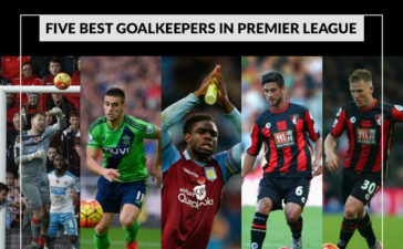 Five best modern goalkeepers in Premier League