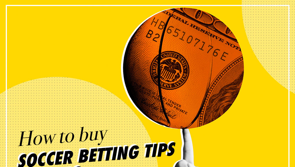 How to buy soccer betting tips online?